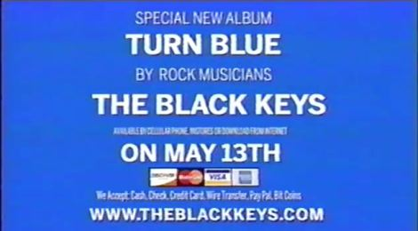 black keys teasing